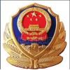 定点销售警徽厂家铸铝警徽现货厂家采购1.2米镀金警徽价格