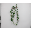 仿真藤蔓植物爬山虎葡萄叶树叶绿叶暖气下水管装饰