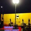 1600w 移动照明车可升降高度7米的工程照明灯