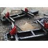 适用各地煤矿防自溜捞车器QZC6阻车器现货自动阻车器