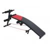 仰卧起坐家用健身器材多功能辅助器仰卧板收腹机美腿器男女减肚子