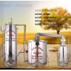 厂家直销传成不锈钢环保酿酒设备,家庭果酒设备