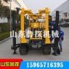 鲁探供应XYD-130履带勘探钻机低油耗省时省力