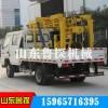 移场方便自由行走的钻机XYC-200车载式岩芯取样钻机